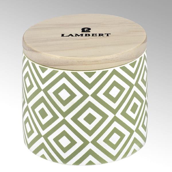 Lambert Duftkerze Ebba Duft Bamboo Grass - Celadon
