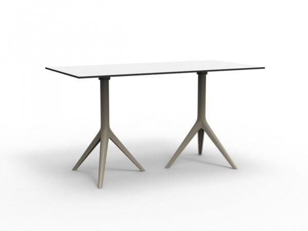 Tisch Mari-Sol Double - 119 x 69 cm