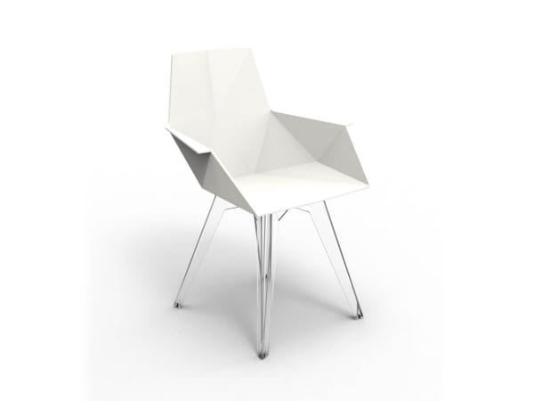 Design-Stuhl Faz PC