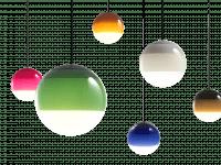 marset Pendelleuchte LED Dipping Light Vergleich Größen und Farben cut-out
