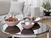 Fink Living Conca Schale - Rosa / Silber, Ambiente