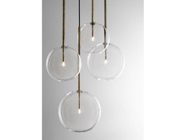 Pendelleuchte Bolle Sola L LED