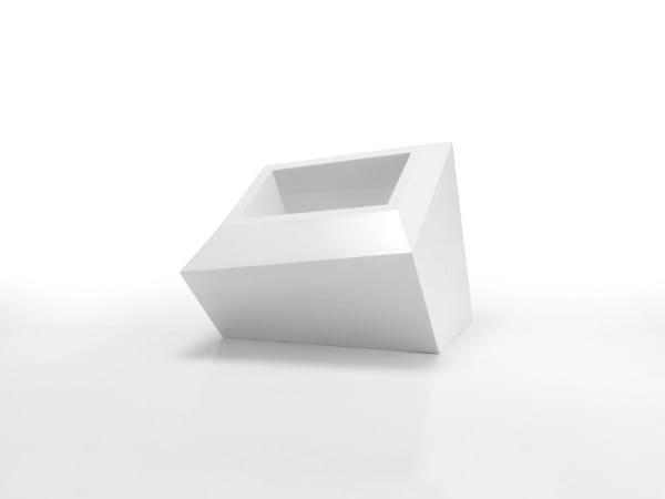 3er-Set Pflanzgefäße Faz XL