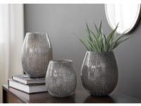 Fink Living Vase/Windlicht Silva - Grau, Ambiente