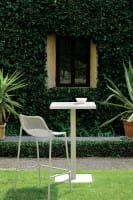 emu Outdoor Kollektion Round - Ambiente Tisch 70 x 50 - Weiß