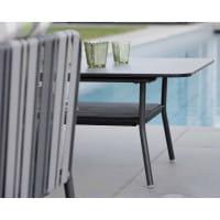 Stern Garten Lounge-Tisch Space - Nahansicht