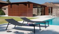 emu Outdoor Kollektion Terramare - Ambiente Beispiel Sonnenliege