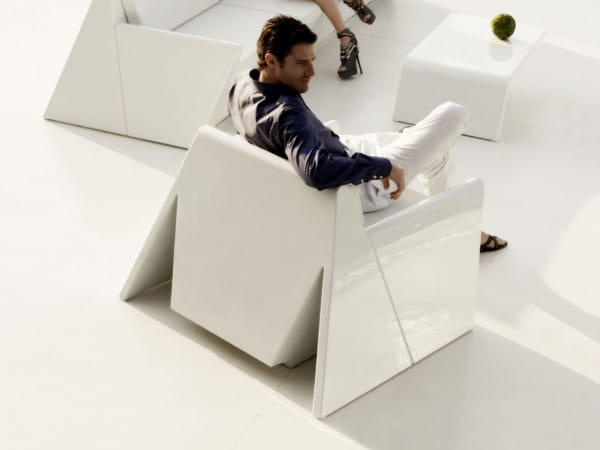 Lounge-Sessel Rest