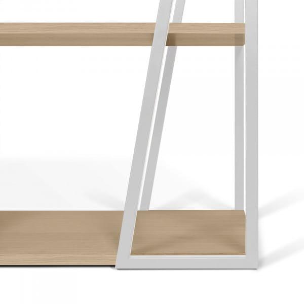 Temahome Sideboard Albi - Eiche / Weiß, Detail