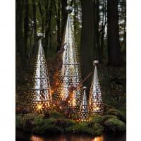 Fink Living Windlicht Birillo - Kugel, Ambiente Outdoor