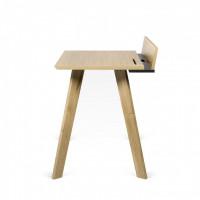 Temahome Schreibtisch Loft - Seitenansicht