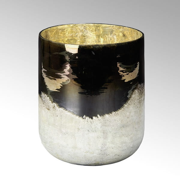 Lambert Ombree Windlicht/ Vase groß H 26 cm