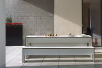 Design Essgruppe Riva von conmoto Weiß