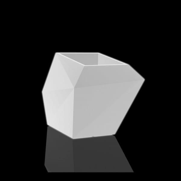 Beleuchtetes Pflanzgefäß Faz XL - 101 cm