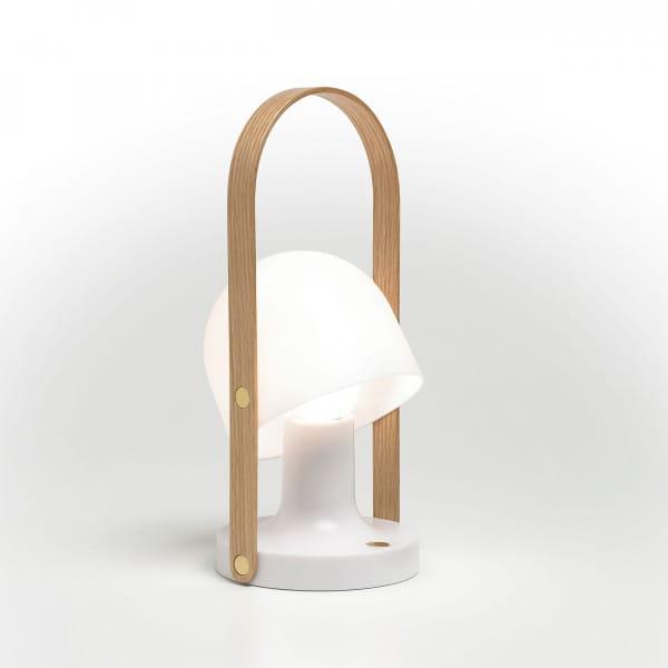 marset Tischleuchte LED FollowMe schwenkbar