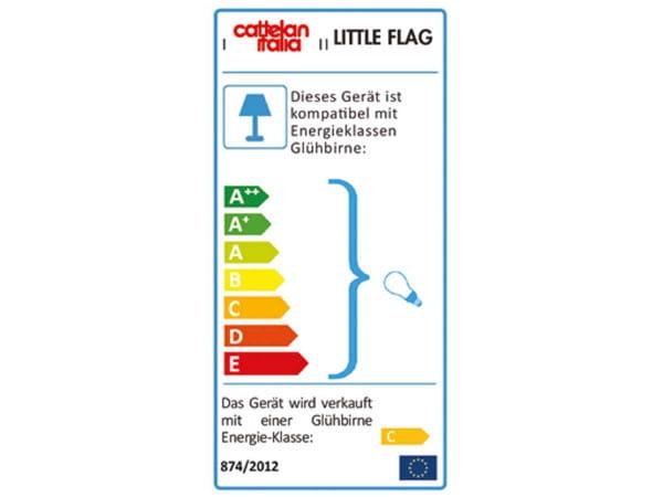 Stehleuchte Little Flag