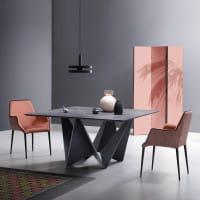 Italienischer Auszieh-Tisch Olbia