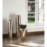 Fink Living Vase Tutzi - gehämmert, Ambiente