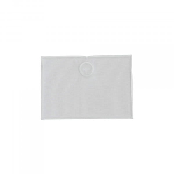 emu Arc en Ciel Magnetkissen rechteckig - 300-10 Weiß