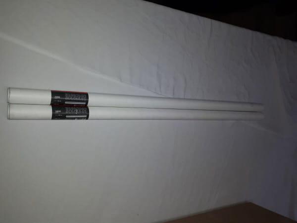 24630 Schiene 100 cm M6 HV-Track 4 nickelmatt - Lagerverkauf