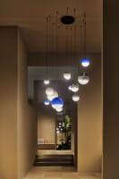 marset Pendelleuchte LED Dipping Light Ambiente Gang