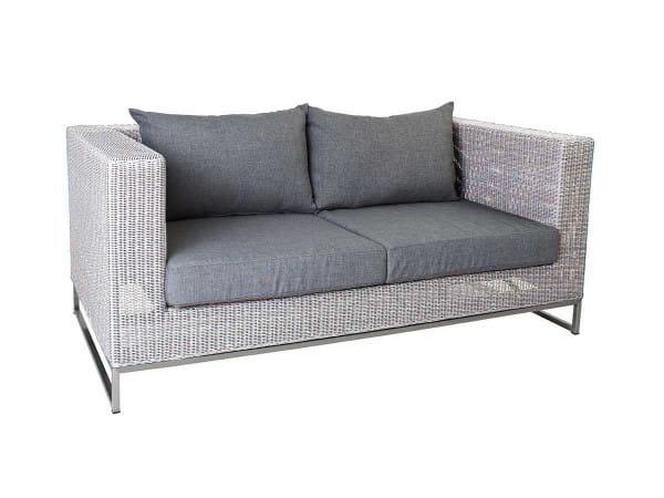 2-Sitzer-Garten-/Loungesofa Fontana