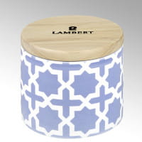 Lambert Duftkerze Ebba Duft Soft Linen - Lavendel