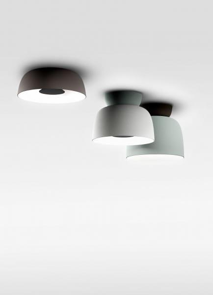 marset Deckenleuchte LED Djembe C und Djembe 2 C Vergleich