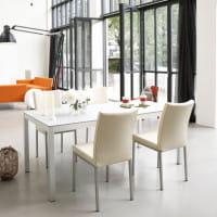 Jan Kurtz Tisch Quadrat mit HPL Tischplatte