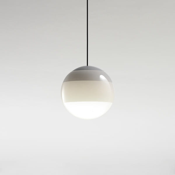 marset Pendelleuchte LED Dipping Light Perlweiß