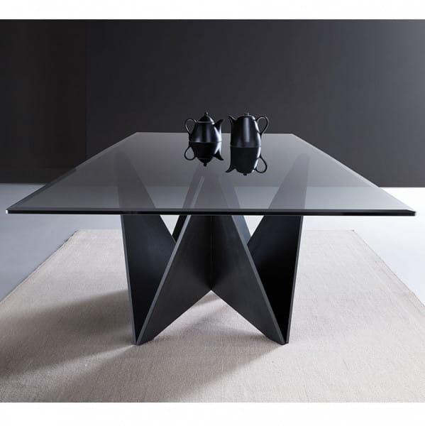 Italienischer quadratischer Tisch Olbia