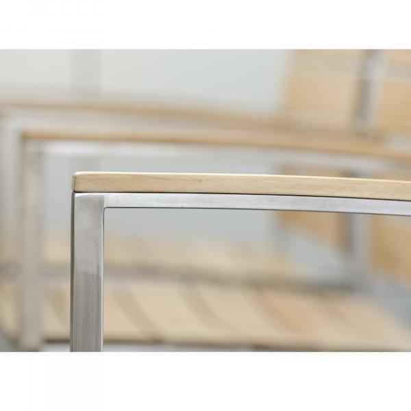 Stern Stapelsessel Savona - Detail