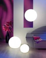 Moonlight Pendelleuchte MLH Weiß Ambiente Indoor Wohnzimmer Nacht