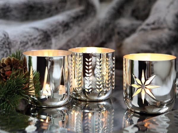 Fink Living Teelichthalter - Ajour, Ambiente