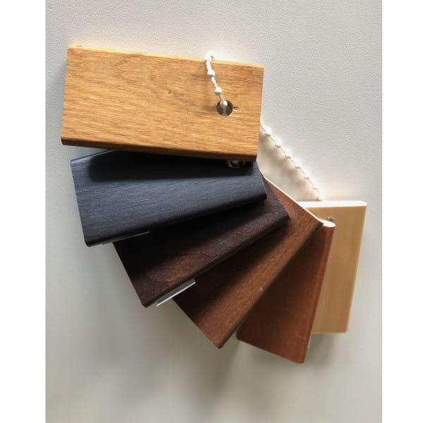 Holz Musterkarte (zur Ansicht)
