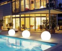 Moonlight Vollkugel MFL Ambiente Außen Pool Terrasse