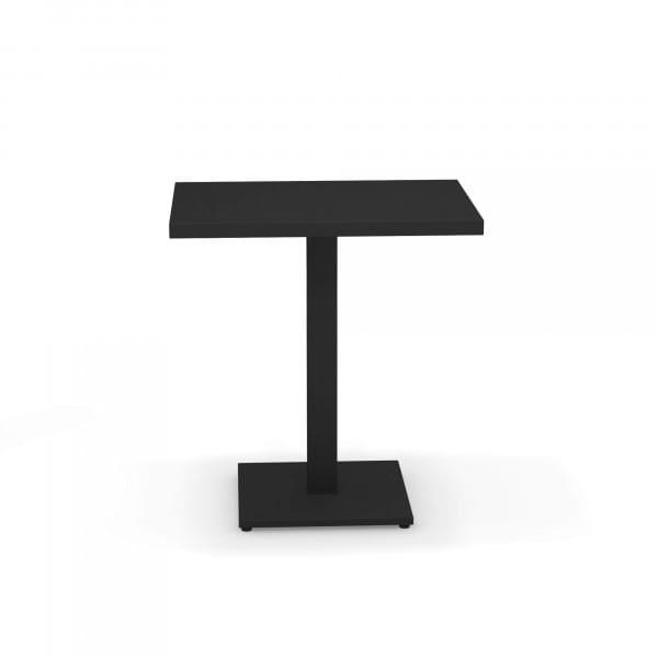 emu Outdoor Tisch 70 x 50 Round - 24 Schwarz