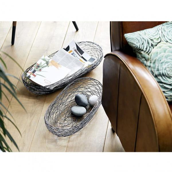 Philippi Drahtkorb-Set Nest - Ambiente
