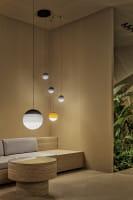 marset Pendelleuchte LED Dipping Light Ambiente Sitzecke