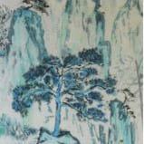 Jade Temple Cornflow