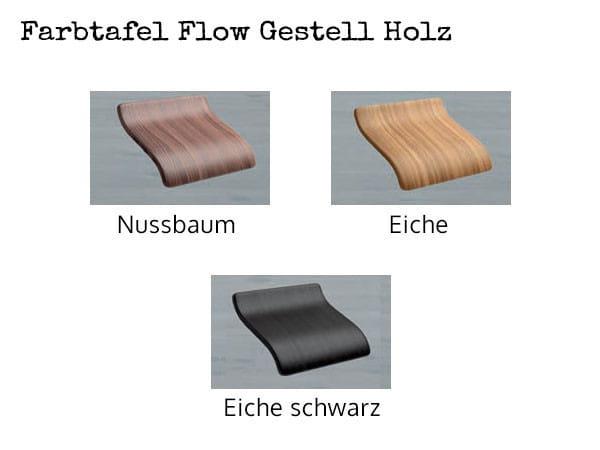 Freischwinger-Sessel Flow