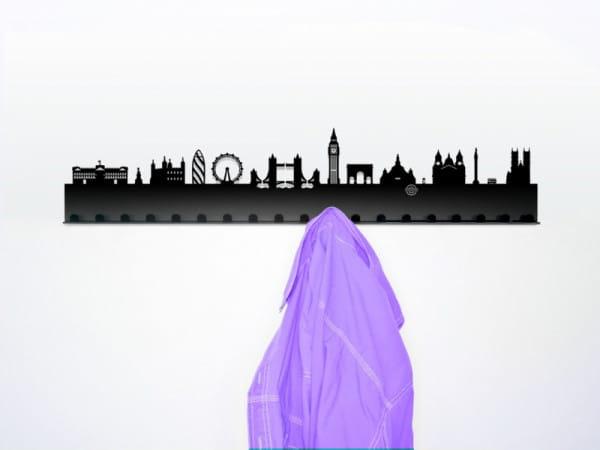 Städtegarderobe Skyline London