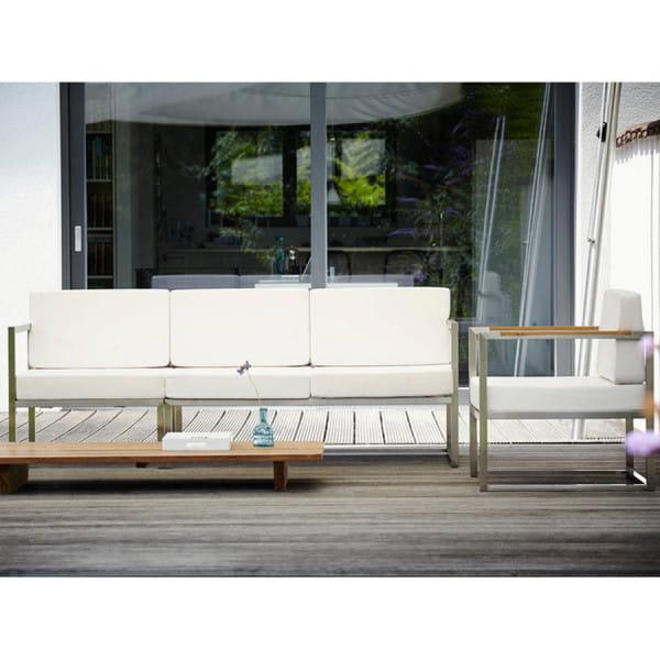 Gartenlounge Lux Einzelelemente