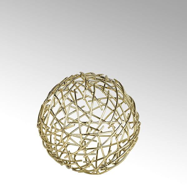 Lambert Dekokugel Micado in Gold - Durchmesser 10 cm