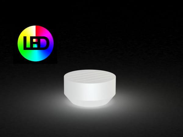 Beleuchteter Couchtisch Vela - 60 cm