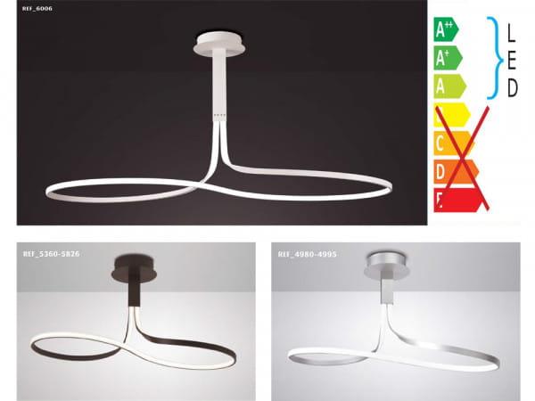 LED Deckenleuchte Nur
