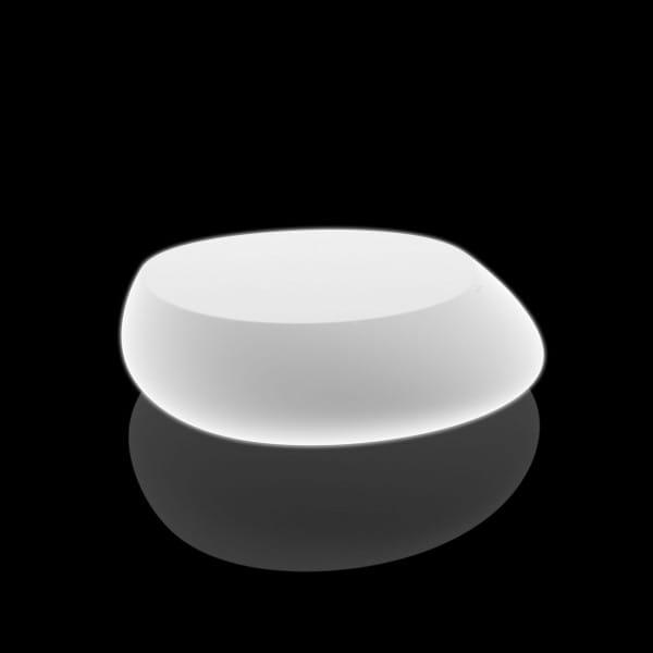 Beleuchteter Couchtisch Stone