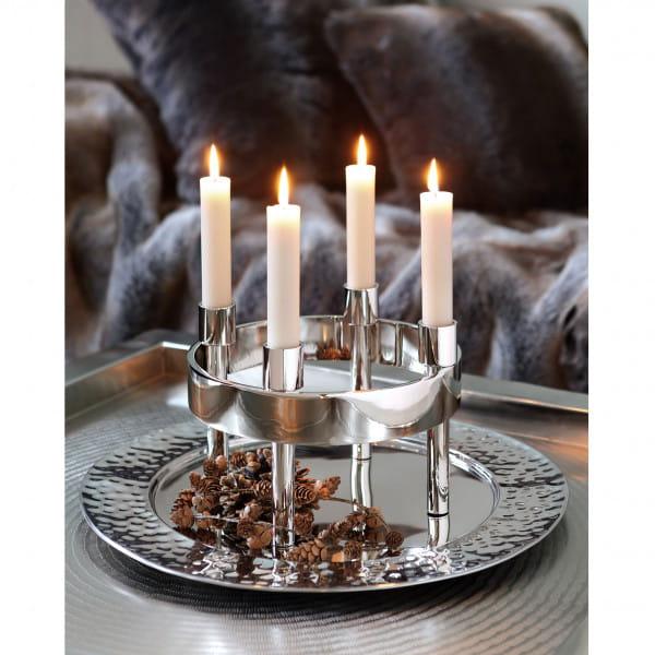 Fink Living Kerzenleuchter Rodin - Ambiente