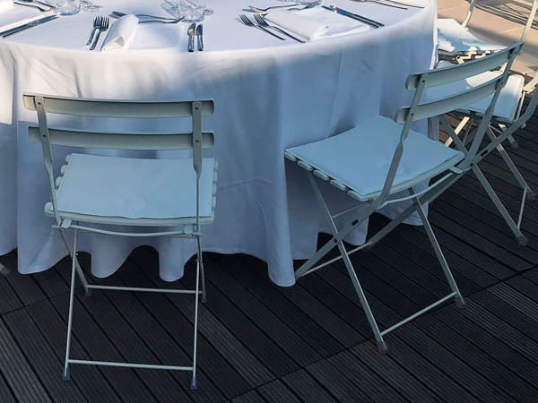 emu Arc en Ciel Magnetkissen rechteckig - Ambiente - 300-10 Weiß