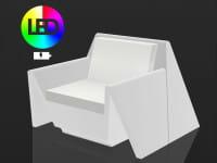 Beleuchteter Lounge-Sessel Rest